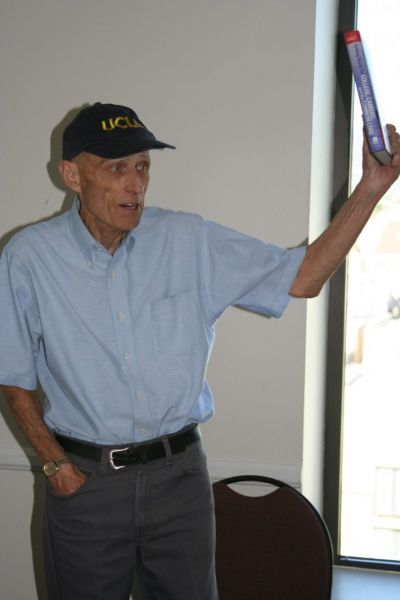 Bill Younglove, presenter and member of board